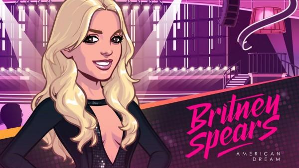 دانلود بازی بریتنی اسپیرز BRITNEY SPEARS: AMERICAN DREAM v1.1.0 اندروید