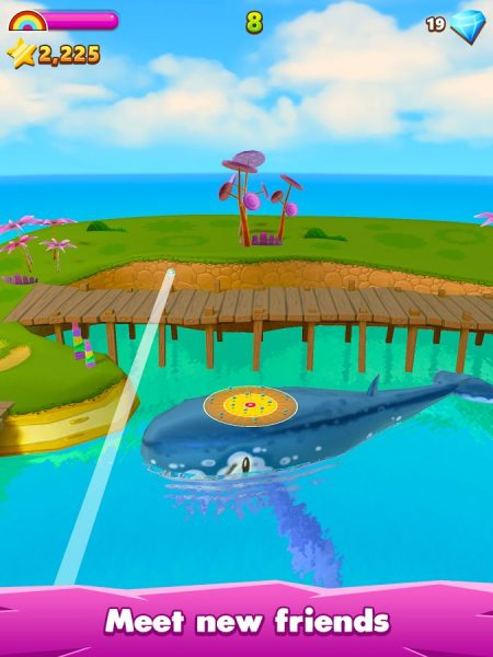 دانلود بازی گلف در جزیره Golf Island v1.0 اندروید – مود