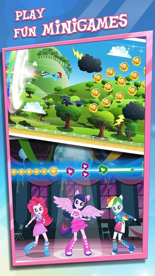دانلود بازی تسویهحساب کوچک My Little Pony 2.8.1b اندروید مود شده