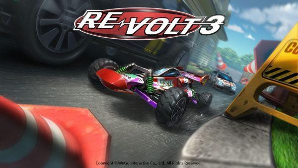 دانلود بازی شورش ماشین سه Re-Volt 3 1.3.2 اندروید – پول بی نهایت