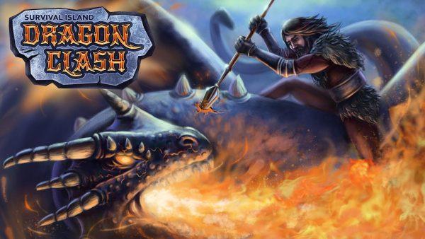 دانلود بازی برخورد با اژدها Survival Island: Dragon Clash v1.0.1 اندروید + دیتا