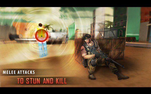 دانلود بازی ماموریت ناتمام Unfinished Mission v1.9 اندروید