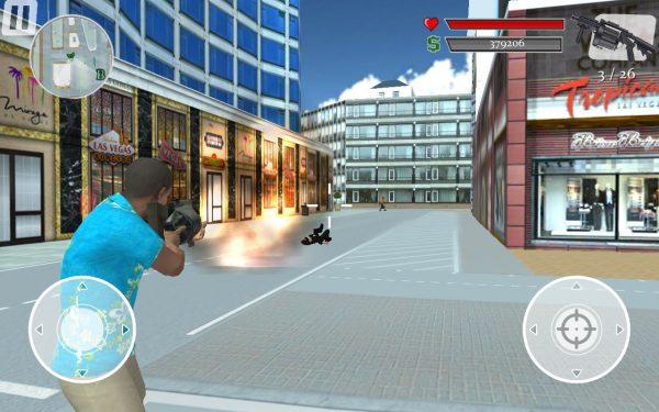 دانلود بازی خلاف کاران وگاس Vegas Crime Simulator v1.2.2.2 اندروید
