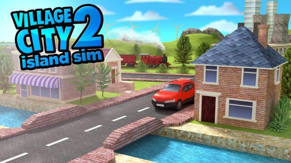 دانلود بازی شهر ویلیج Village City – Island Sim 2 v1.0.7 اندروید