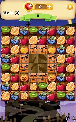 دانلود بازی نابودی میوه ها Fruit Bump v1.2.8.7 اندروید