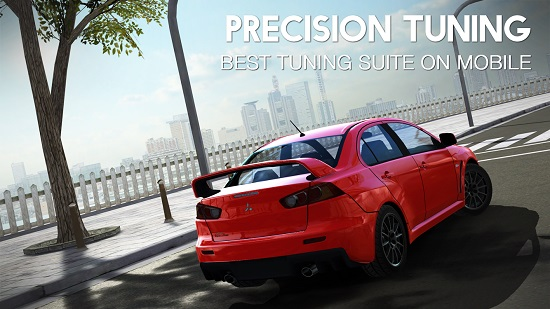 دانلود بازی ماشین سواری جدید  Assoluto Racing v1.12.3 اندروید