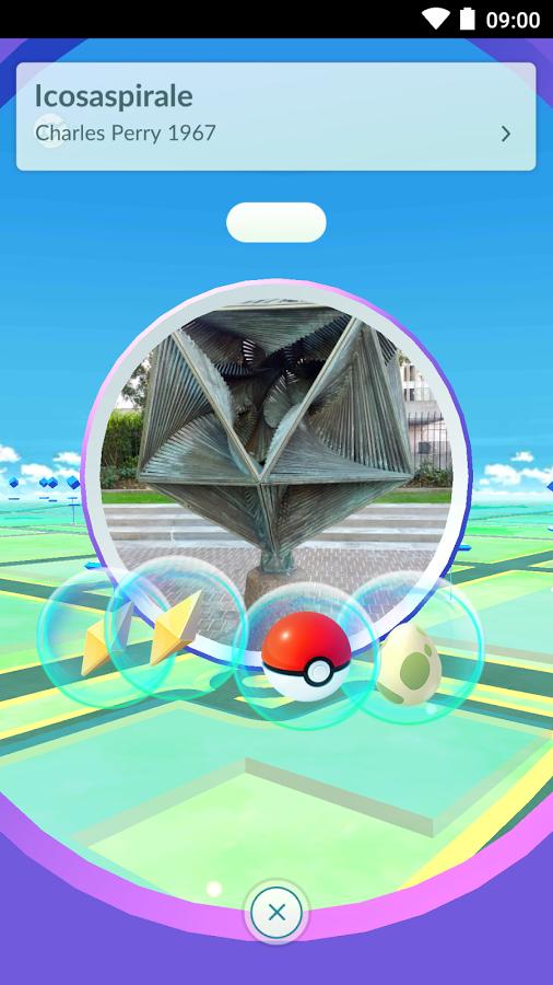 دانلود بازی پوک من گو واقعیت مجازی Pokemon Go v0.29.3 اندروید
