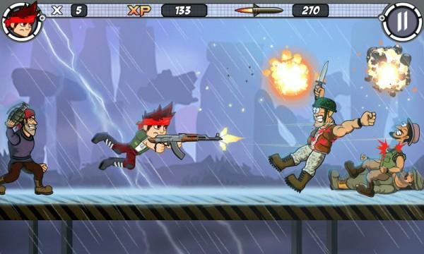 دانلود بازی سربازان نابودگر Alpha Guns – Metal Soldiers v2.3 اندروید