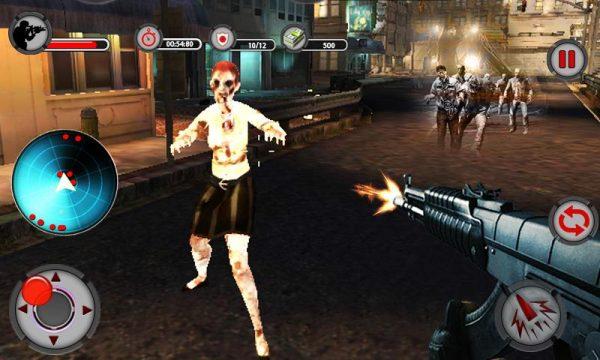 دانلود بازی هدف کشتن زامبی Zombie Kill Target v1.6 اندروید