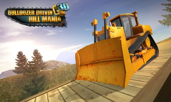 دانلود بازی درایو بولدوزر Bulldozer Driver 3D Hill Mania v1.1 اندروید