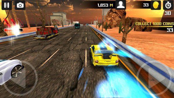 دانلود بازی مسابقه اتوموبیل رانی ۲۰۱۶ Car Racing Mania 2016 v1.0.2 اندروید