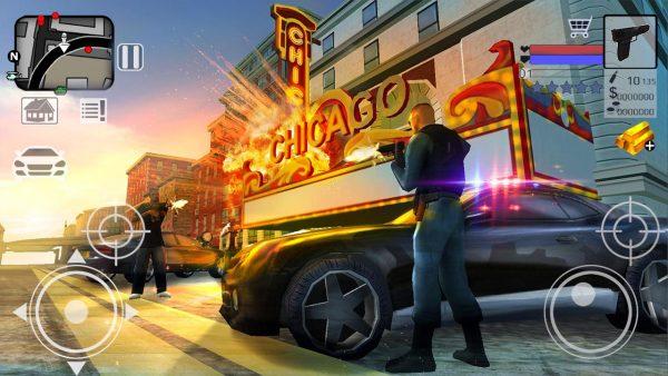 دانلود بازی پلیس شیکاگو Chicago City Police Story 3D v1.8 اندروید