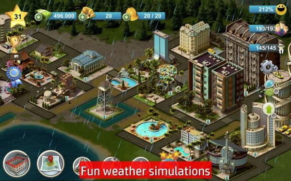 دانلود بازی شهر جزیره ای City Island 4: Sim Town Tycoon v1.4.0 اندروید
