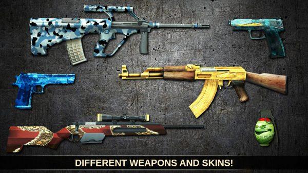 دانلود بازی کانتر ضد حمله Counter Attack Team 3D Shooter v1.1.65 اندروید