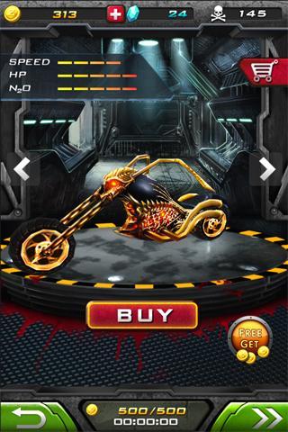 دانلود بازی Death Moto 2 v1.1.6 اندروید