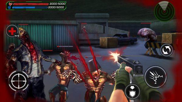 دانلود بازی Death Shooter 2:Zombie Killer v1.2.12 اندروید