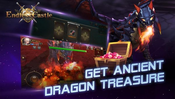 دانلود بازی قلعه بی پایان Endless Castle v1.0.1 اندروید
