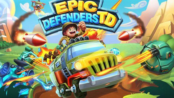 دانلود بازی حماسه مدافعان Epic Defenders TD v1.5.099 اندروید