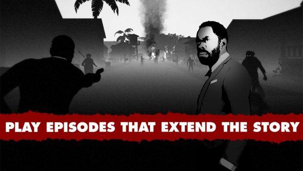 دانلود بازی ترس از مرده Fear the Walking Dead:Dead Run v1.2.2 اندروید