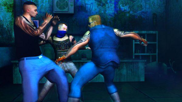 دانلود بازی باشگاه مبارزه Fight Club – Fighting Games v1.5 اندروید