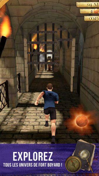 دانلود بازی کاوش در قلعه Fort Boyard Run v1.1 اندروید
