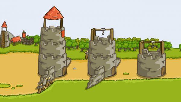 دانلود بازی ساخت قلعه Grow Castle v1.3.8a اندروید