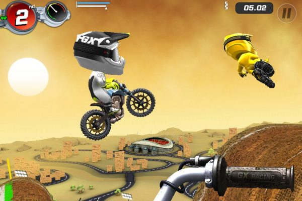 دانلود بازی جی ایکس رکینگ GX Racing v1.0.62 اندروید