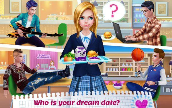 دانلود بازی مدرسه دوست داشتنی High School Crush – First Love v1.0.0 اندروید