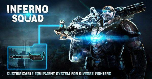 دانلود بازی دوزخ Inferno Squad v1.0.15 اندروید