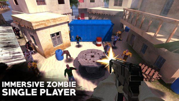 دانلود بازی تیر اندازی چند نفره IRONFACE – Multiplayer Shooter v5.3.1 اندروید