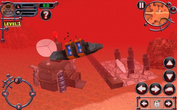 دانلود بازی زندگی در مریخ Mars Man Survival v1 اندروید