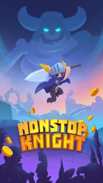 دانلود بازی شوالیه بدون توقف Nonstop Knight v1.3.4 اندروید