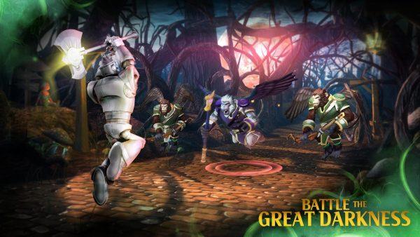 دانلود بازی پادشاهی نابود شده Oz: Broken Kingdom 1.3 اندروید