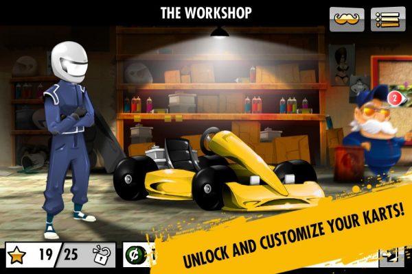 دانلود بازی ردبول جنگنده Red Bull Kart Fighter 3 v1.7.2 اندروید