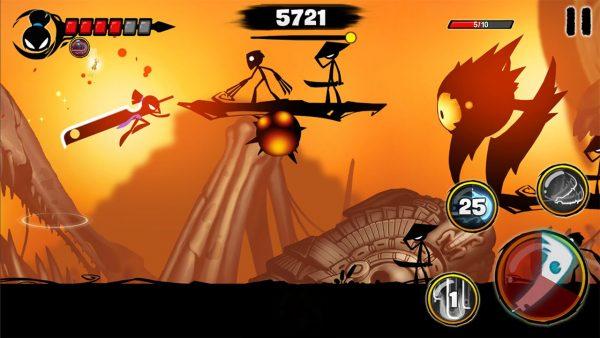 دانلود بازی انتقام استیکمن سه Stickman Revenge 3 v1.0.1 اندروید
