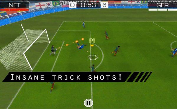 دانلود بازی مهاجم Striker FC 4K v2.1 اندروید