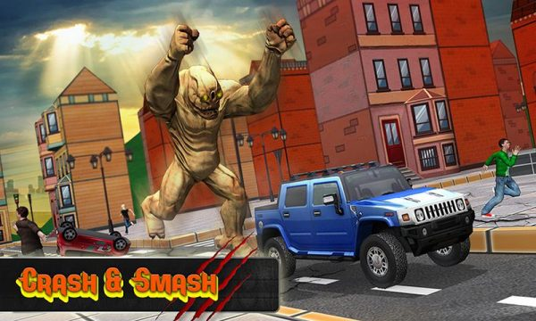 دانلود بازی هیولاها Ultimate Monster 2016 v1.0 اندروید