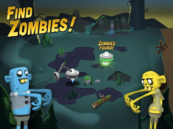 دنالود بازی زامبی کتچر Zombie Catchers v1.0.13 اندروید