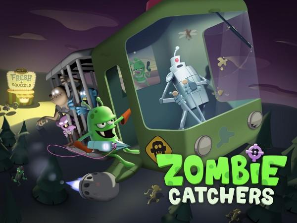 دنالود بازی زامبی کتچر Zombie Catchers v1.0.13 اندروید