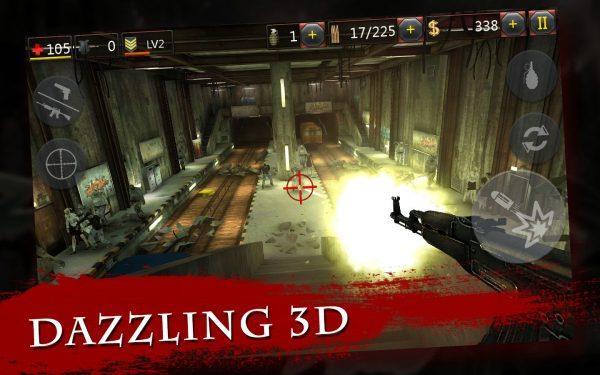 دانلود بازی زامبی های جهنمی دو Zombie Hell 2 v1.0 اندروید