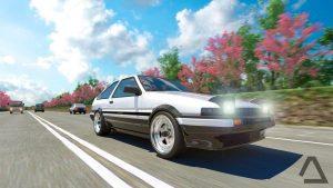 دانلود بازی رانندگی در ژاپن Driving Zone Japan v1 اندروید۲