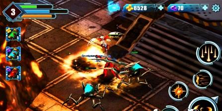 دانلود بازی مبارزه با شیطان Devil Fighting War 3D v 1.1 اندروید