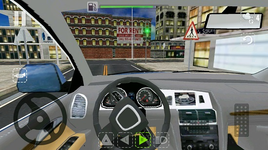 دانلود بازی مسیر رانش Off Road Car Q 1.0.2 اندروید