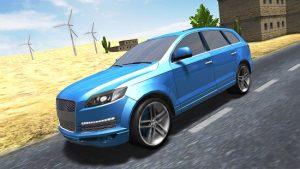 دانلود بازی مسیر رانش Off Road Car Q 1.0.2 اندروید۲