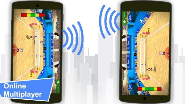 دانلود بازی والیبال Volleyball Champions 3D v6.11 اندروید