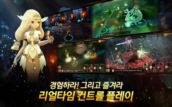 دانلود بازی کریستال کاکائو Crystal Hearts for Kakao v2.101703 اندروید