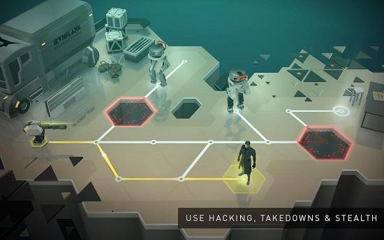 دانلود بازی Deus Ex GO 1.0.69818 اندروید مود شده