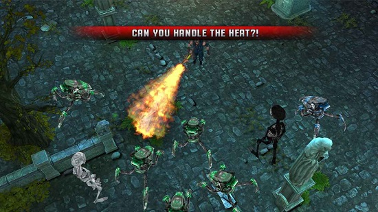 دانلود بازی سایبورگ Cyborg Assassin v1.1.0 اندروید