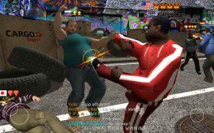 دانلود بازی انلاین مبارزه گروهی Group Fight Online v3.3 اندروید