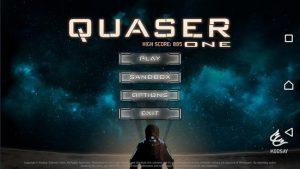 دانلود بازی Quaser One v1.1.o اندروید